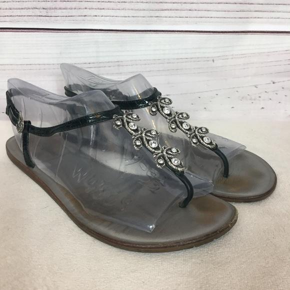 Brighton Shoes - Brighton T-Strap Sandals